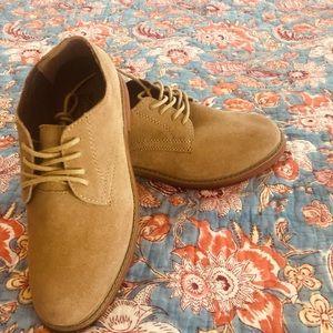 Boys school uniform shoes